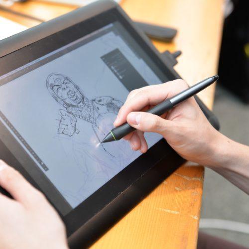 lok-en-bulles-dessin-tablette