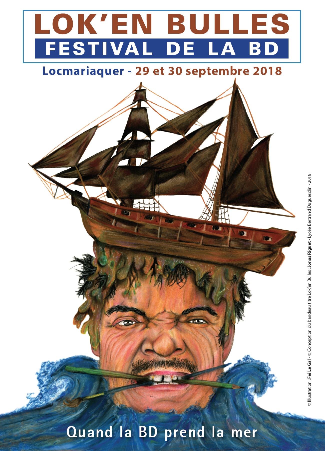 bande-dessinée affiche-lok-en-bulles-septembre-2018